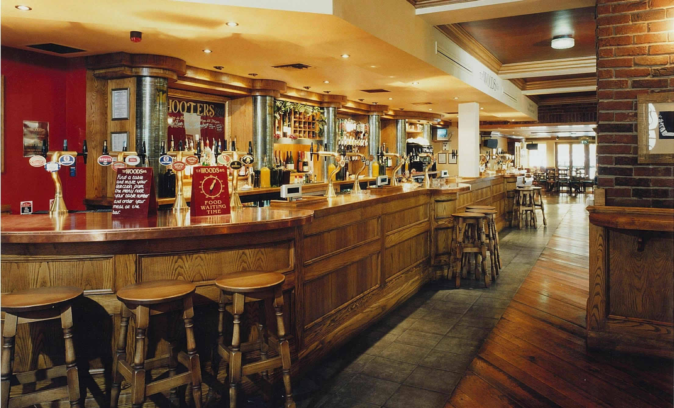 Pub Interior Design - Home Design